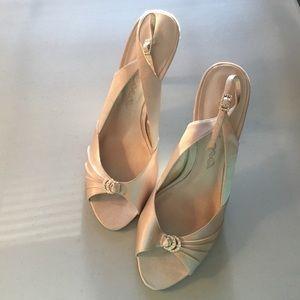 Nina Slingback Heels
